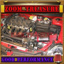 RED 2000-2005 DODGE/CHRYSLER/PLYMOUTH NEON ACR/ES/SXT/SE/HL/R/T AIR INTAKE