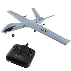 Z51 660mm 2CH Wingspan EPP Glider RC Airplane Remote Control RC Fixed LED Lights
