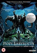 Pans Labyrinth [DVD] [2006] [DVD][Region 2]