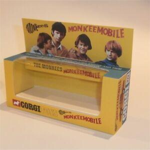 Corgi Toys  277 Monkee Mobile Empty Reproduction Box