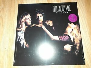 FLEETWOOD MAC MIRAGE VIOLET VINYL 180 GRAM LP BRAND NEW SEALED