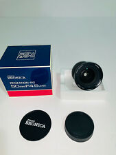Bronica PG 50mm f4.5 Lens For GS-1 -Mint-