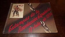 ESTAMPAS DE LA REVOLUCION ESPANOLA 19 JULIO DE 1936 - Guerre d'Espagne