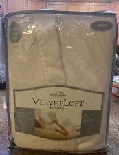"""Berkshire Blanket Velvet Loft Blanket Cream TWIN (60"""" x 90"""")"""