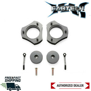 """Fabtech Heavy Duty 2"""" Front Leveling Kit System Fits 2016-2018 Nissan Titan XD"""