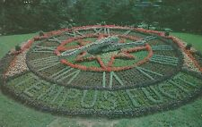 LAM(W) Montreal, Quebec Canada - Westmount Park - Floral Clock