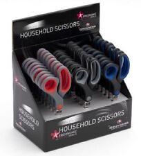 """Grunwerg Ergonomic Kitchen Household Scissors 8"""""""