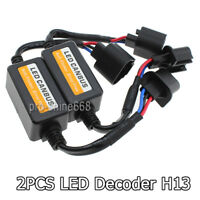 9008 H13 LED Headlight Canbus Error Free Anti Flicker Resistor Canceller Decoder