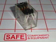 OMRON MY4-UA-24VAC Relay 160-Ohm 5A 4PDT AC 24V Socket Mount Solder Tab N46-2