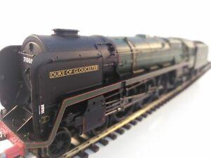 OO Gauge Hornby Class 8 4-6-2 Duke of Gloucester 71000