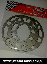 Kenco 5 mm Wheel Spacers Speedway Rally Drag Drift Mag Ford Commodore alloy tyre