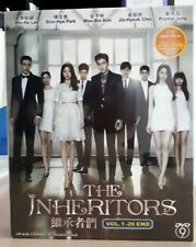Korean Drama DVD: The Inheritors / The Heirs (2013) English Subtitle Box Set