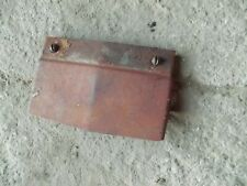 International 504 Utility Ih Tractor Original Dash Cover Panel With Bolts