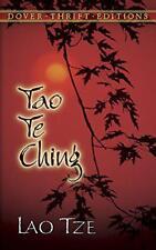 Tao Te Ching (Dover Ahorro) por Lao Tze ,Nuevo Libro,(Libro en Rústica) Libre &