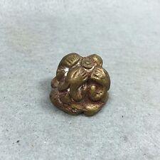 Phra Pidta Colse Eye Phim 4 Gler LP Dum Wat Kutee Statue Thai Buddha Amulet #5