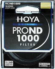 Hoya 82mm Pro ND1000 Neutral Density Filter, London