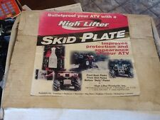 skid plate for arctic cat 400i 02-04 and 650v2 models skfa500 NOS High Lifter