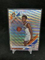2019-20 Optic Fanatics Silver Wave #113 Shai Gilgeous-Alexander Thunder AI42
