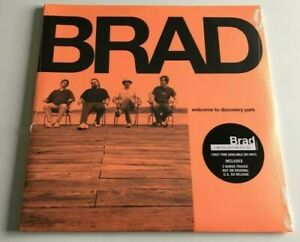 Brad – Welcome To Discovery Park Double 2 x Vinyl LP 2012 Gatefold US Sealed