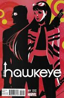 All-New Hawkeye Comic Issue 1 Limited Variant Modern Age First Print 2015 Perez