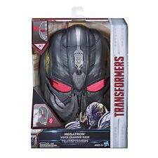 NEW HASBRO TRANSFORMERS THE LAST KNIGHT MEGATRON VOICE CHANGER MASK C1325