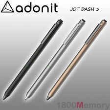 Adonit Dash 3 Series Fine Point Precision Stylus for iPad iPhone & Android TS ADJD3B