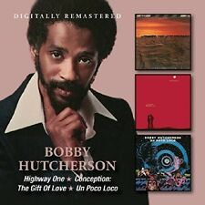 Bobby Hutcherson - Highway One / Conception: Gift Of Love / Un Poco [New CD] UK