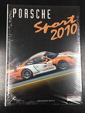 Porsche Sport 2010 911 Motorsport RACING Hardcover Canon Yearbook Ulrich Upietz