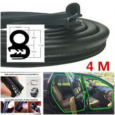4 Meters Rubber Car Door Seal Body Mounted Front Left Or Right EPDM Steel Belt