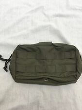 Eagle Industries Ranger Green 935 Utility Pouch 9x3x5 MEDIC RLCS 75th CAG Delta