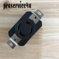 NEMA L14-30R 30A 125V/250V Twist Locking Electrical Plug Female Wall Receptacle