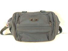 Atlantic Carry On Overnight Bag Adjustable Shoulder Bag Multi Pocket Green 50938