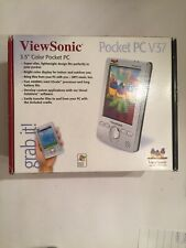 "ViewSonic 3.5"" Color Pocket PC V37 New In Box"