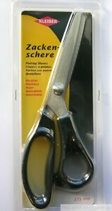 9 INCH KLEIBER FABRIC PINKING SHEARS ( 235 mm )