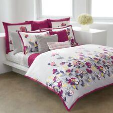 dkny watercolor field 5p king duvet cover shams pillows set