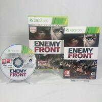 Enemy Front - Limited Edition - Microsoft Xbox 360 - 2014 - CI Games - Complete
