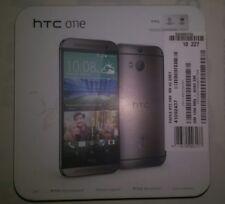 ███► HTC ONE M8 SOLO SCATOLA VUOTA CELLULARE TELEFONO SMARTPHONE PC