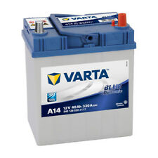 VARTA Blue Dynamic Autobatterie A14 12V 40Ah ASIA Pluspol rechts 35Ah 38Ah 42Ah