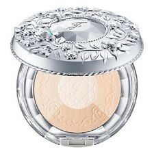 Jill Stuart Crystal Lucent Face Powder #01 natural refill with case