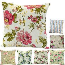 Floral 100% Cotton Decorative Cushion Covers