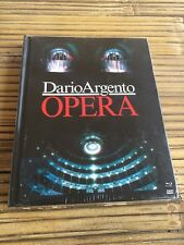 Opera / Dario Argento - blu-ray/DVD mediabook limited edition