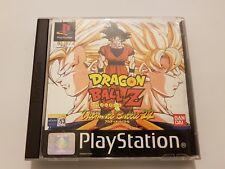 Dragon Ball Z Ultimate Battle 22 para ps1 pal españa y completo