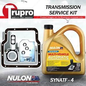 SYNATF Transmission Oil + Filter Service Kit for Holden Statesman Ute WB V6 V8