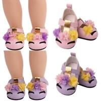 Doll Shoes Design For 18 Inches American Doll And 1/3 BJD Doll Baby Fashion Gift