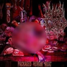 Human Filleted – Packaged Human Meat CD (Brute, 2008) Brutal Death Metal