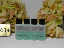 4 x CHANEL Demaquillant Yeux Intense EYE MAKEUP REMOVER Travel Size 10ml Each
