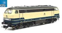 """ESU H0 AC/DC 31001 Diesellok BR 216 216 100 der DB """"Sound + Dampf"""" - NEU + OVP"""
