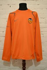 VINTAGE VALENCIA CF SPAIN FOOTBALL SOCCER TRAINING JACKET NIKE MENS XL RARE