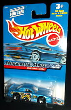 Hot Wheels 2000 #039 Speed Blaster Series #3 of 4 Mustang Cobra Blue 5SPs