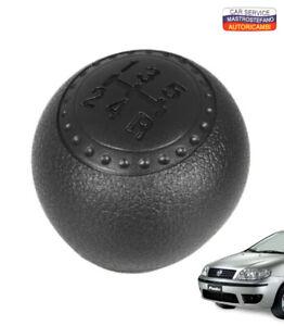 IMPUGNATURA Pomello leva cambio manuale per Fiat Punto 188 dal 99 5 marce
